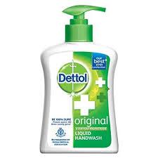 Dettol hand Wash ( Original)-250ml