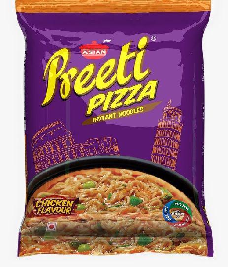 Preeti Noodles Pizza (प्रिती नुडल्स पिज्जा) (70gm x 30pcs)/ctn