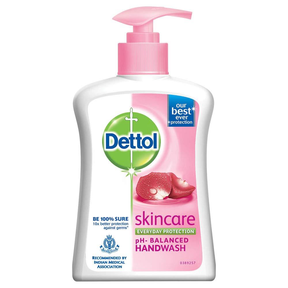 Dettol Liquid Hand Wash (Skin Care)-250ml