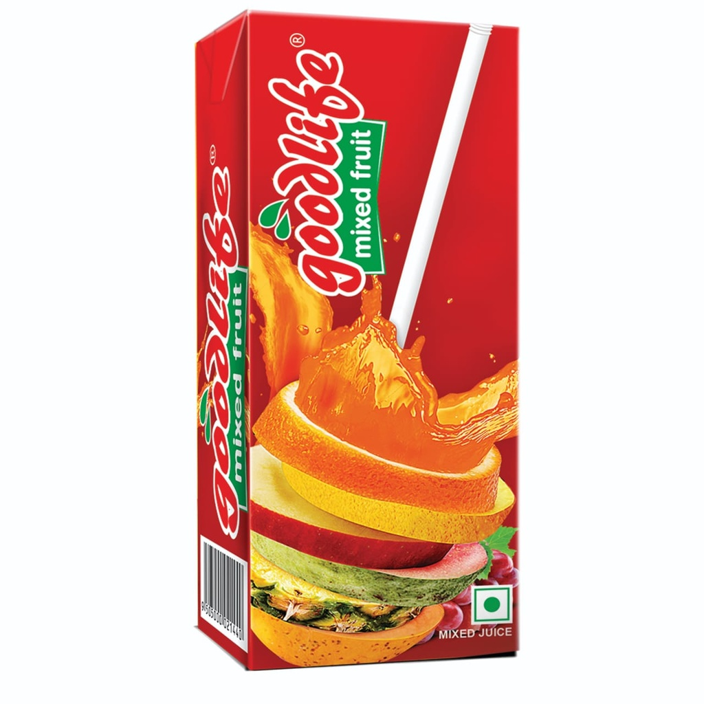 Goodlife  Fruit Basket Juice-(200ml x 32 pcs)/Box