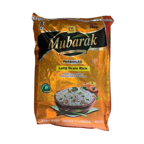 Mubarak Usina Jeera Rice (मुबारक उसिना जीरा चामल) (25kg)-bora