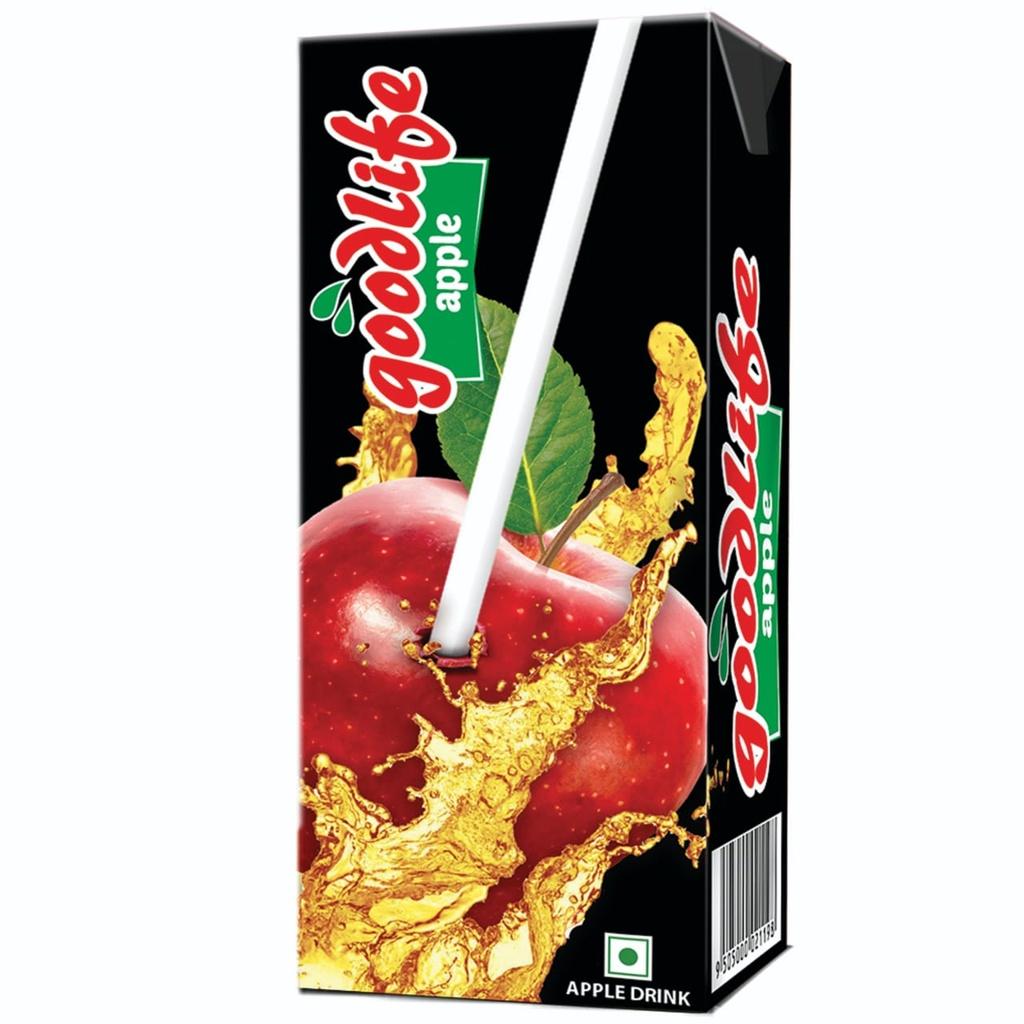 Goodlife Apple Juice-(200ml x 30 pcs)/Box