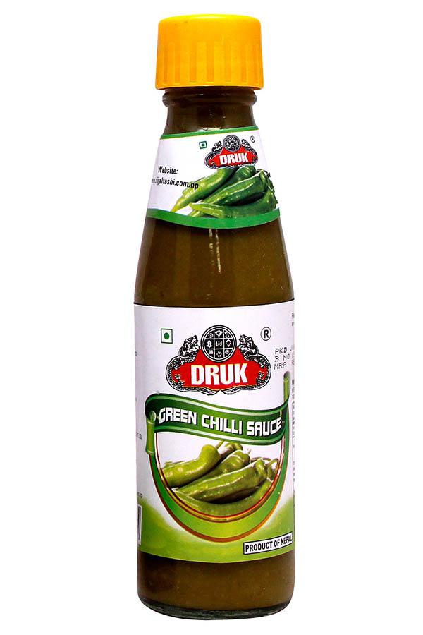 Green Chilli Sauce (हरियो खुर्सानिको सस्) (200gm)