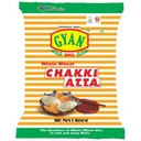 Gyan Bhog Chakki Aata (ज्ञानभोग चक्की आटा) (5kg x 10pcs)-bora