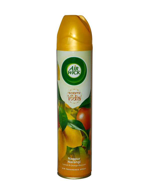 Air Wick Air Freshener- 245 ml-Lemon & Orange Blossom