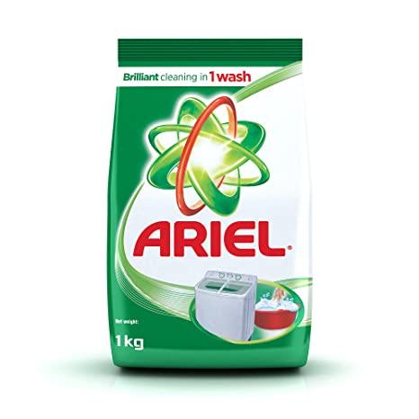 Ariel Detergent Powder - Surf (एरियल डिटर्जेंट पाउडर - सर्फ)-1 kg