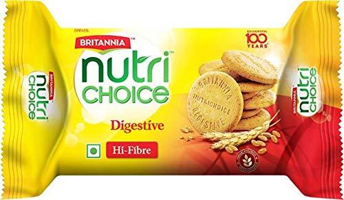 Britannia Nutri Choice Digestive (ब्रिटानिया निउट्री चोइस डाइजेस्टिभ) (100gm )