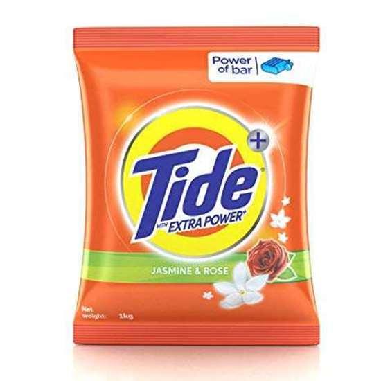 Tide Detergent Powder - Surf [Jasmine & Rose] (टाइड अल्ट्रा डिटर्जेंट पाउडर - सर्फ) (1kg)