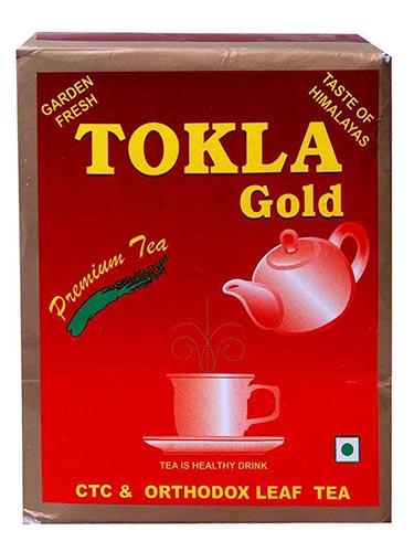 Tokla Gold Tea Box (टोकला गोल्ड टी बक्स) (200gm)