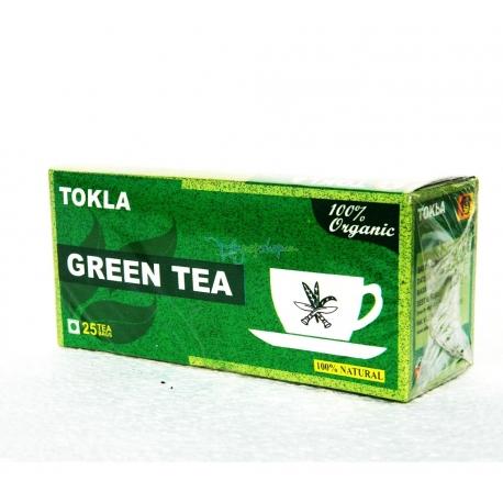Tokla Green Tea (टोकला ग्रीन टी) (37.5gm)