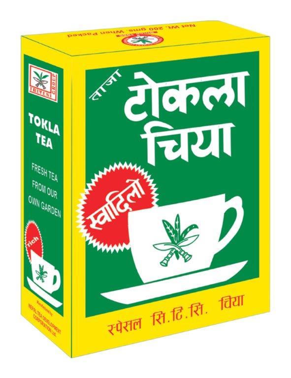 Tokla Tea Box (टोकला टी बक्स) (200gm)