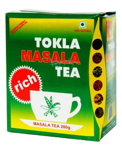 Tokla Tea Masala Box (टोकला टी मसाला बक्स) (200gm)