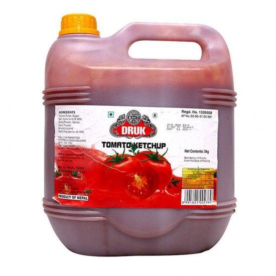 Tomato Ketchup (टमटर केचप) (5 Ltr)