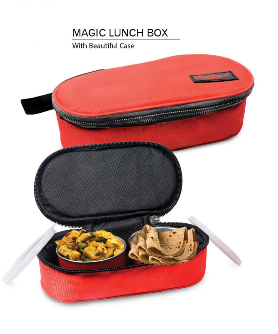Devidayal Magic Lunch Box