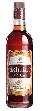Khukuri XXX Rum-750 Ml