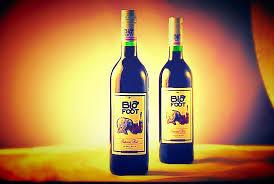 Big Foot Sweet Red Wine
