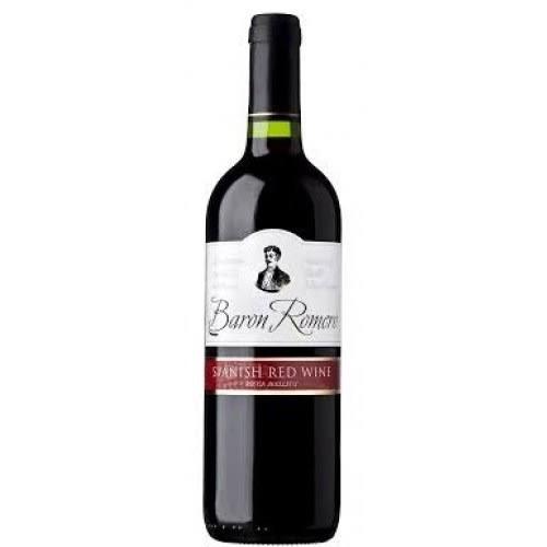 Baron Red Wine 750 Ml