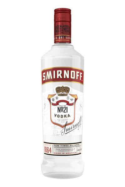 Smironoff Vodka- 1 Ltr