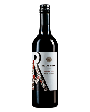 Royal Musk Sweet Red Wine-750 ml