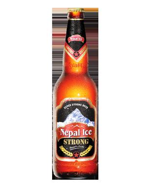 Nepal Ice Strong Beer Bottle -650 ml