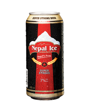 Nepal Ice Strong Beer Can-500 ml