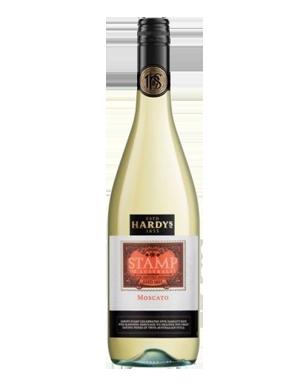 Hardys Stamp Moscato White-750 ml