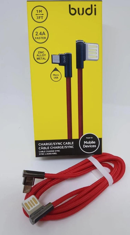 Budi 199M Micro to USB Charge Cable