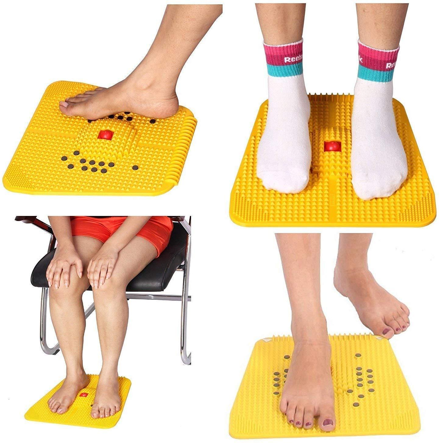 Acupressure Magnetic Foot Mat For Blood Circulation