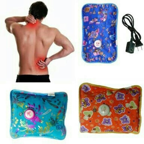 Relax Electric Hot Water Bag Heating Gel Pad Back Knee Pain Relief