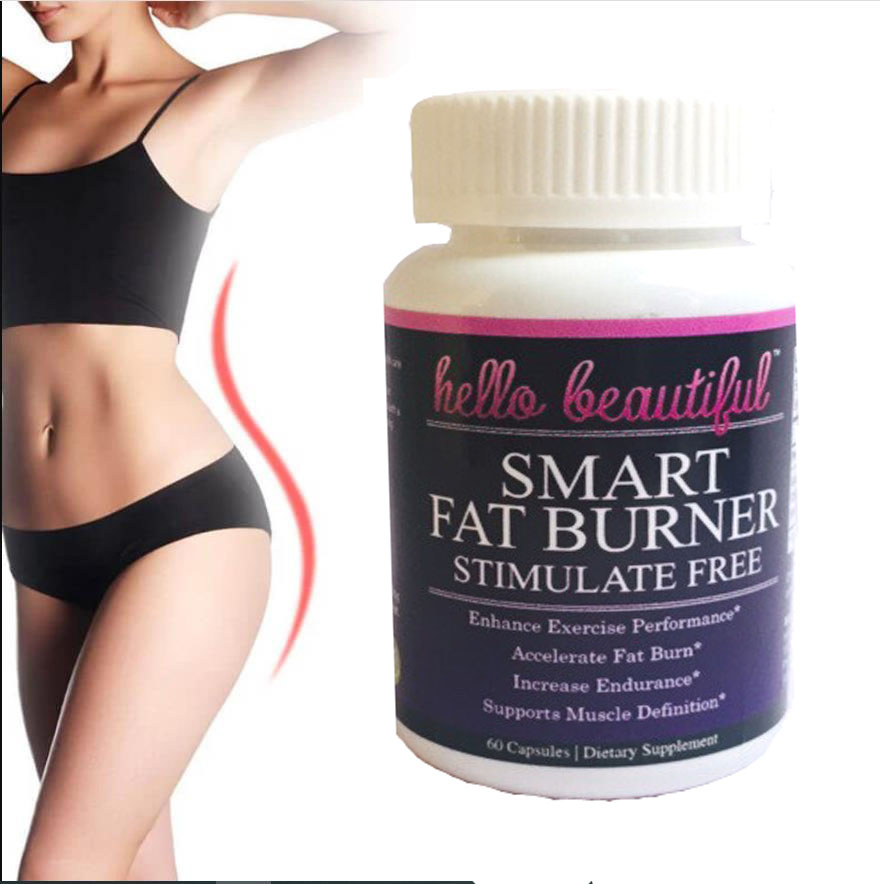 Smart Stimulate Free Fat Burners Hello Beautiful Weight Loss Slimming Capsule