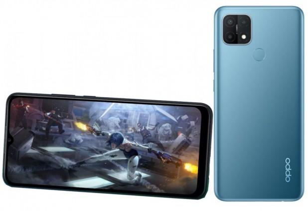 OPPO Mobile Phone A15-3GB/32GB 13+2 MP Rear Camera