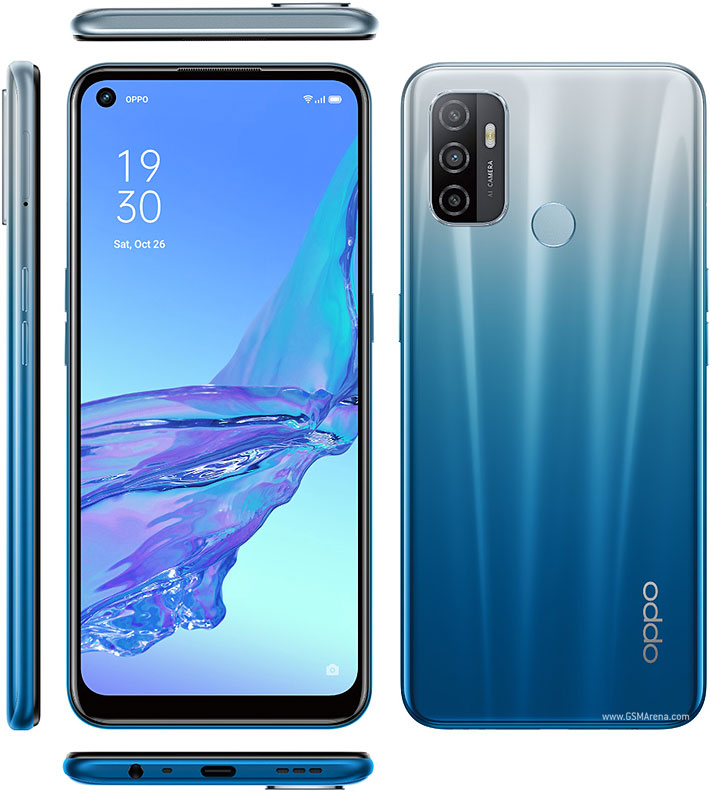 OPPO Mobile Phone A53-4GB/64GB
