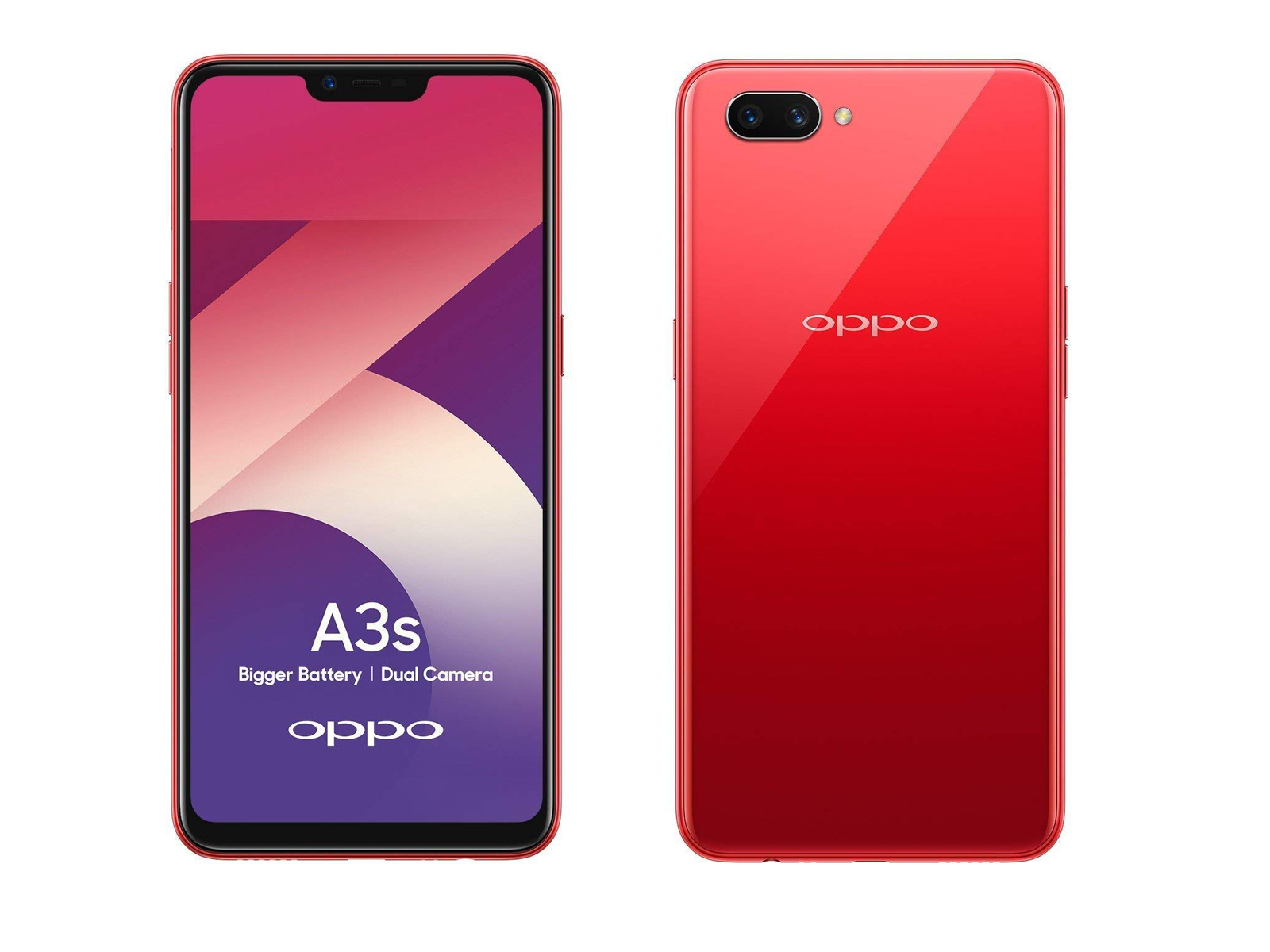OPPO Mobile Phone A3s -3GB/32GB Memory