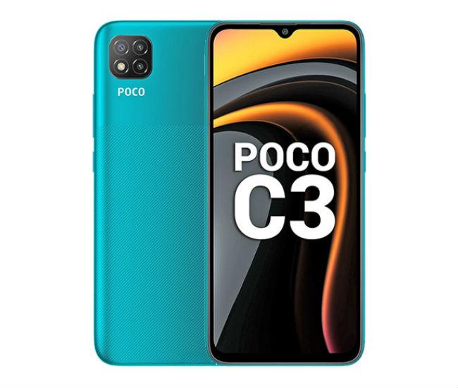 Xiaomi POCO C-3 - 4 GB/ 64GB