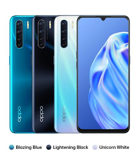 OPPO Mobile Phone  F15 -8GB/128GB Memory