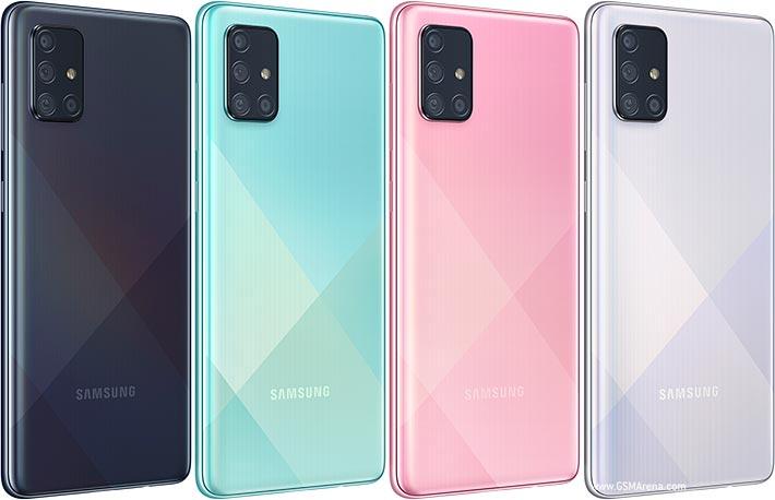 Samsung Galaxy A71 -  8GB RAM/128GB ROM