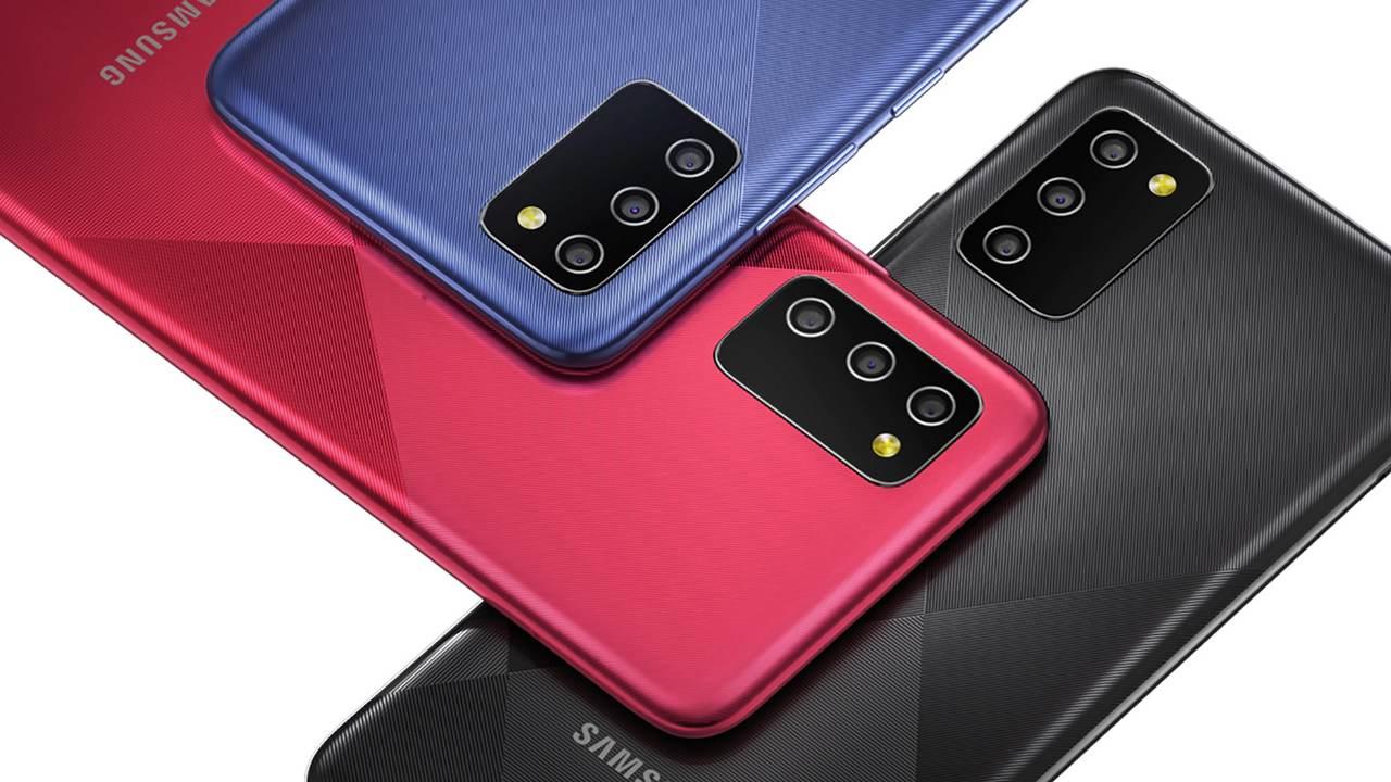 Samsung Galaxy - M02s Core 3-32