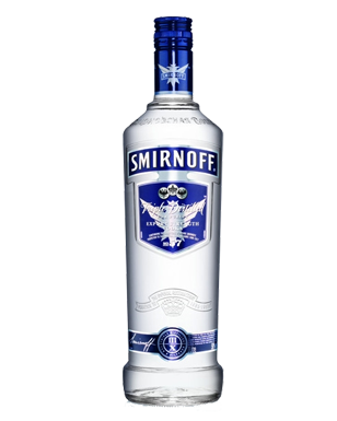 Smirnoff Blue-1 Ltr