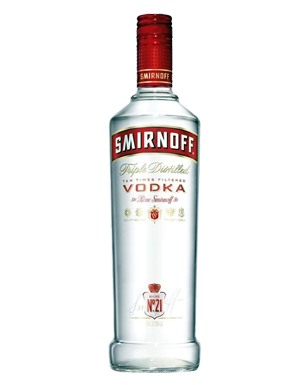 Smirnoff Red-1 Ltr