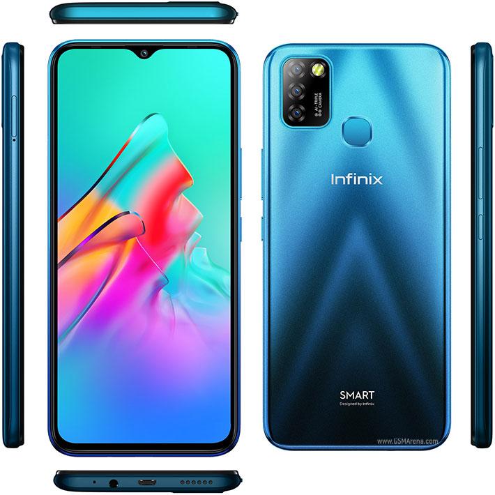 INFINIX Smart 5 Mobile Phone ( 2+32 - X657B)
