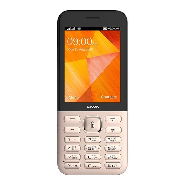 LAVA Champions  A1 Dual Sim Mobile Phone