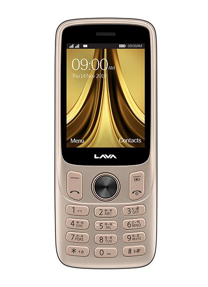 LAVA E 5  Dual Sim Mobile Phone