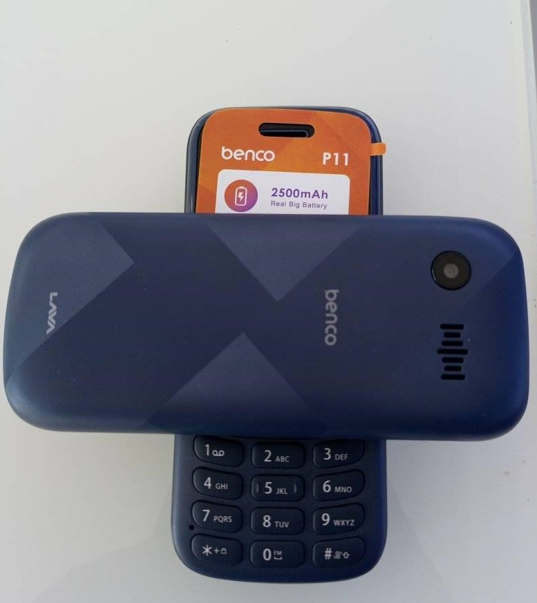 LAVA p11 Dual Sim Mobile Phone