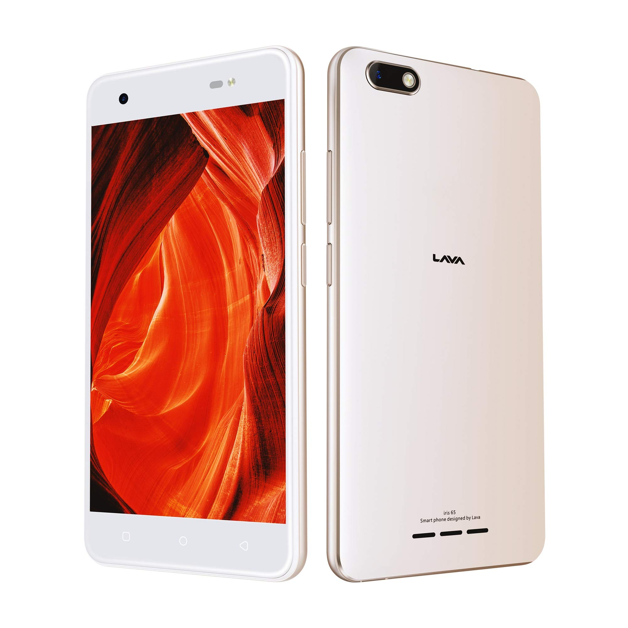 LAVA iris 65  Dual Sim Smart  Phone