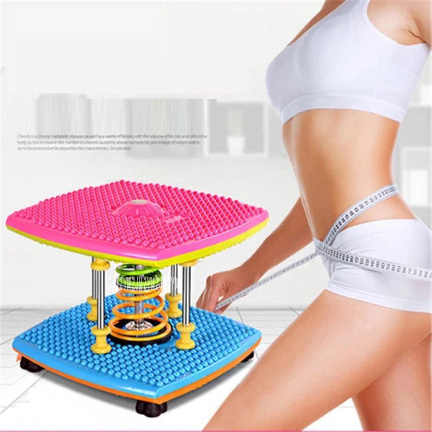 Twister Spring Body Aerobic Dance, Yoga Fitness Machine Trainer Body Exercise