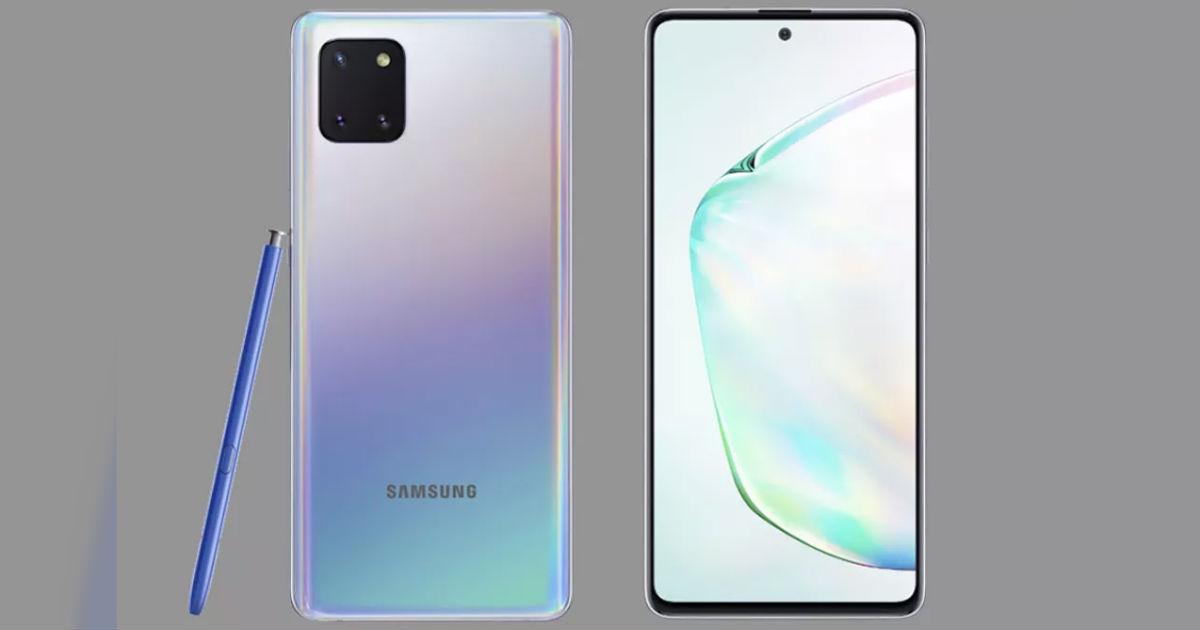 Samsung Galaxy Note 10 Lite (8-128)