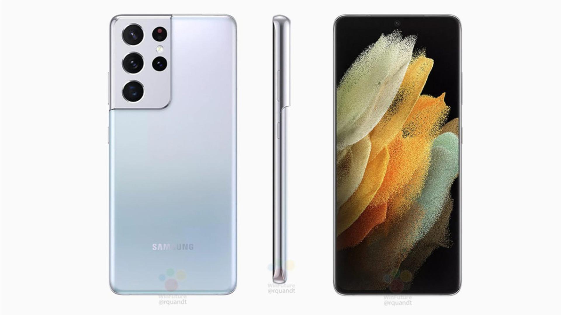 Samsung Galaxy S21 Ultra (12-256)