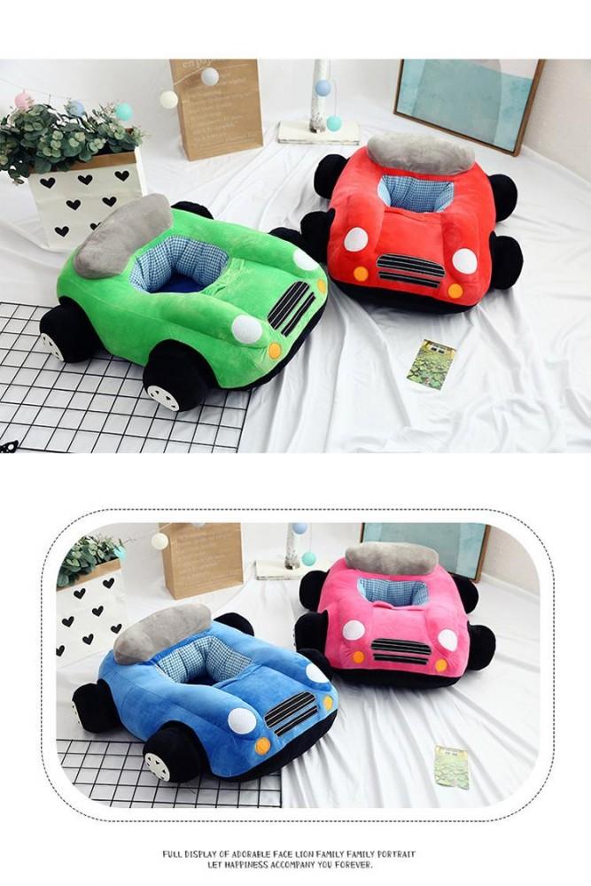 Kids Car Sofa Sitting Pillow