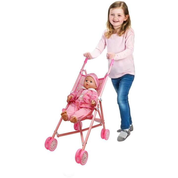Baby Doll With Trolly