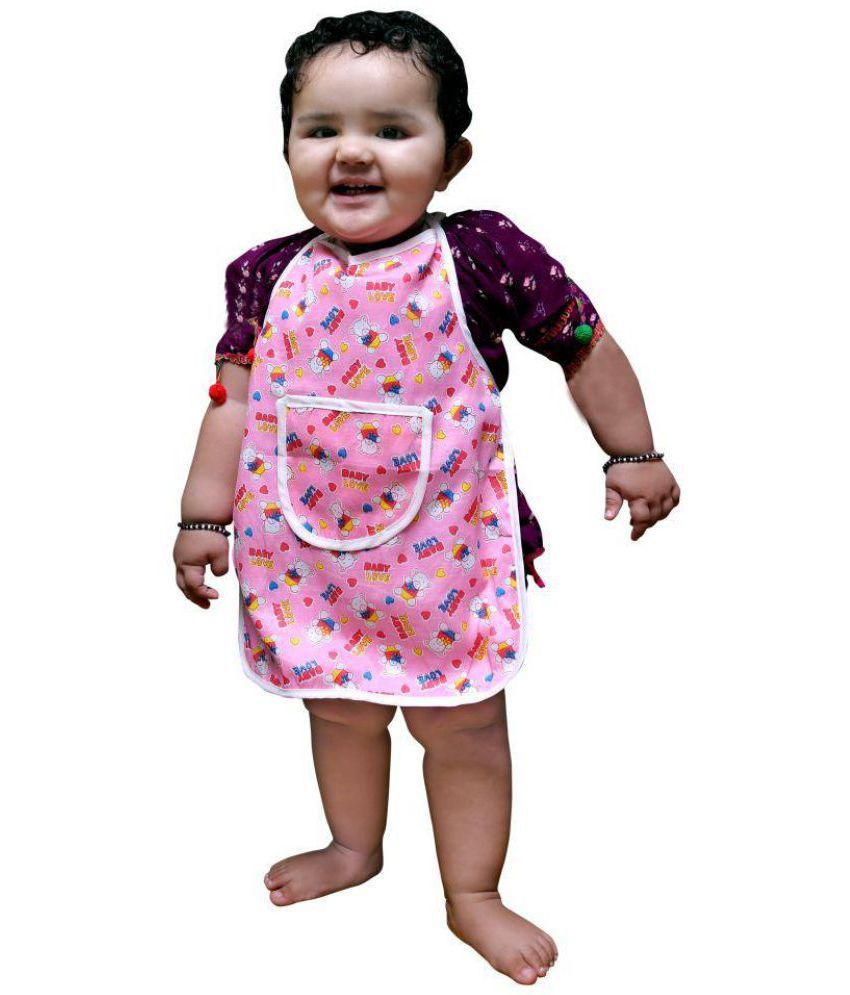 Baby Apron(Pack Of 2)